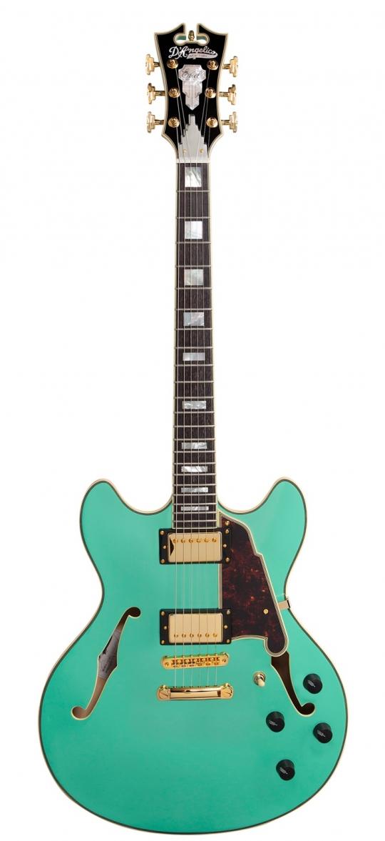 D\'Angelico EX-DC SP CH « E-Gitarre