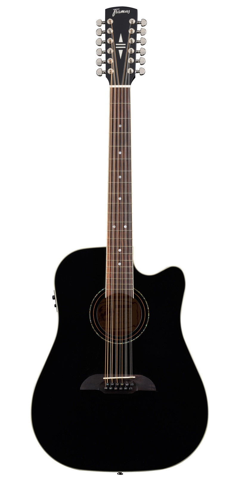 FD 14 S 12-String Dreadnought, with Cutaway & EQ