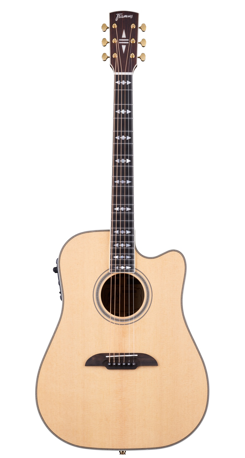 FD 28 Dreadnought, with Cutaway & EQ