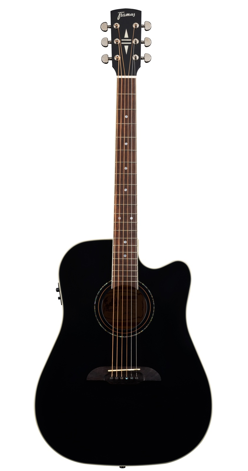 FD 14 S Dreadnought, with Cutaway & EQ