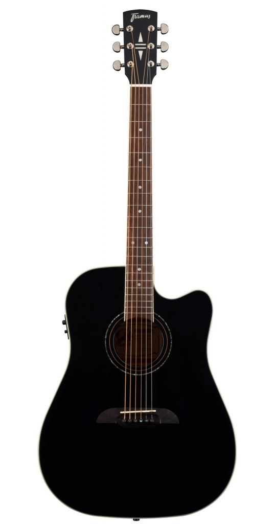 Nashville Electro Acoustic Cutaway Acoustic Electric Guitars Small Body Musical Instruments & Gear