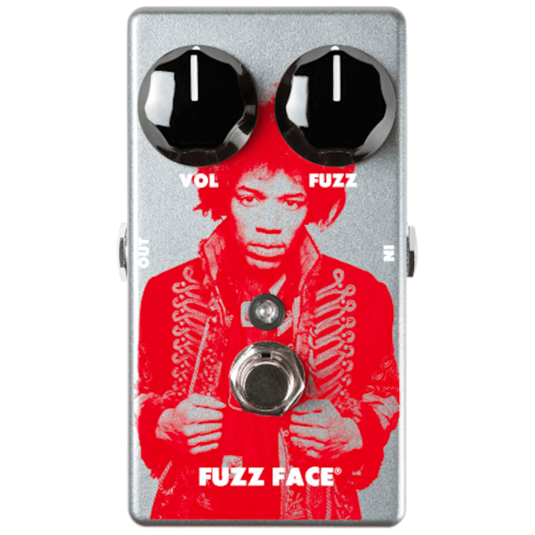 Jimi Hendrix Fuzz Face Distortion
