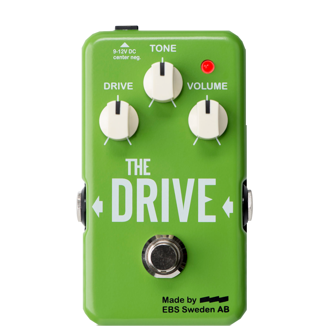 The Drive Boost/Overdrive